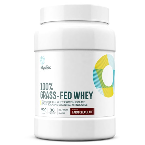100% Grass Fed Whey 900g Myotec