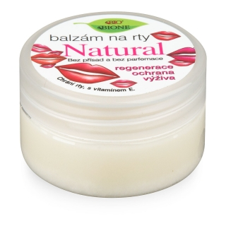 BIO Balzam na pery Natural 25 ml
