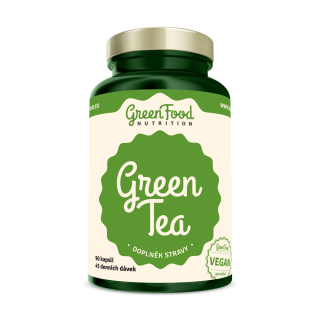 Green Tea 90 kapsúl GreenFood